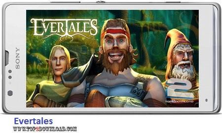Evertales v1.12 | تاپ 2 دانلود