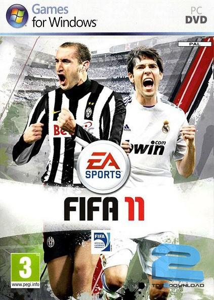 FIFA 11 | تاپ 2 دانلود