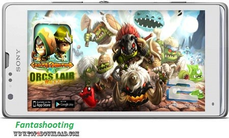 Fantashooting v2.12 | تاپ 2 دانلود