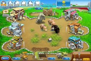 دانلود بازی Farm Frenzy Pizza Party برای PSP | تاپ 2 دانلود