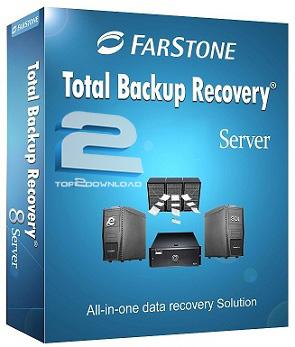 Farstone Total Backup Recovery Server | تاپ 2 دانلود