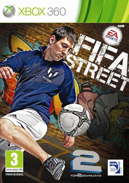 Fifa Street | تاپ 2 دانلود