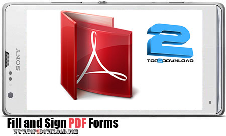 Fill and Sign PDF Forms | تاپ 2 دانلود