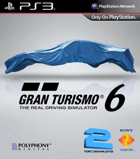 Gran Turismo 6 DEMO | تاپ 2 دانلود