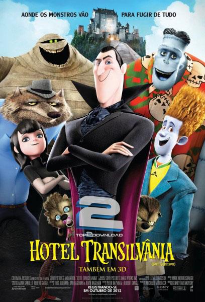 Hotel Transylvania 2012 | تاپ 2 دانلود