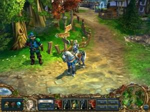 دانلود بازی Kings Bounty Armored Princess برای PC | تاپ 2 دانلود