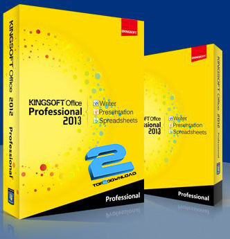 Kingsoft Office Suite Professional 2013 v9.1 | تاپ 2 دانلود