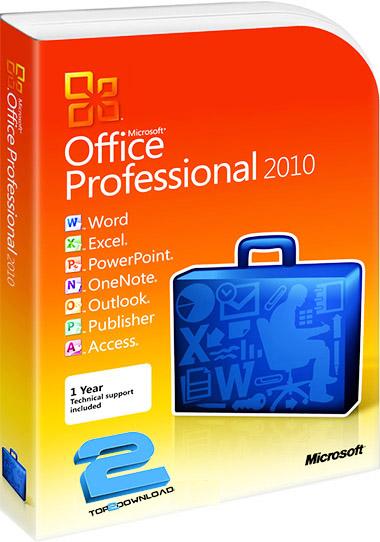 Microsoft Office ProPlus 2010 | تاپ 2 دانلود