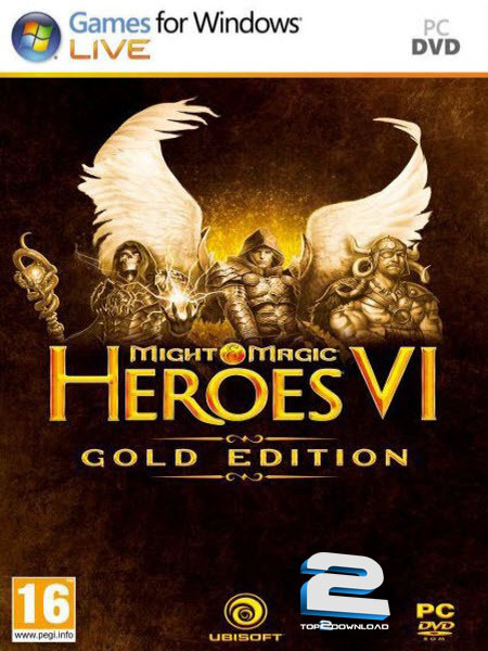 Might and Magic Heroes VI Gold Edition | تاپ 2 دانلود