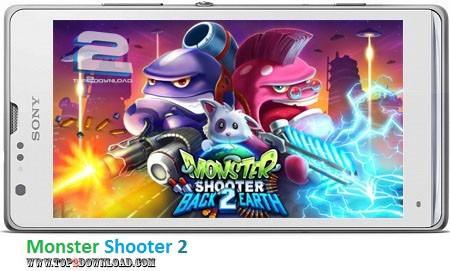 Monster Shooter 2 v1.0 | تاپ 2 دانلود