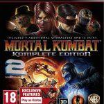 دانلود بازی Mortal Kombat Komplete Edition برای PS3