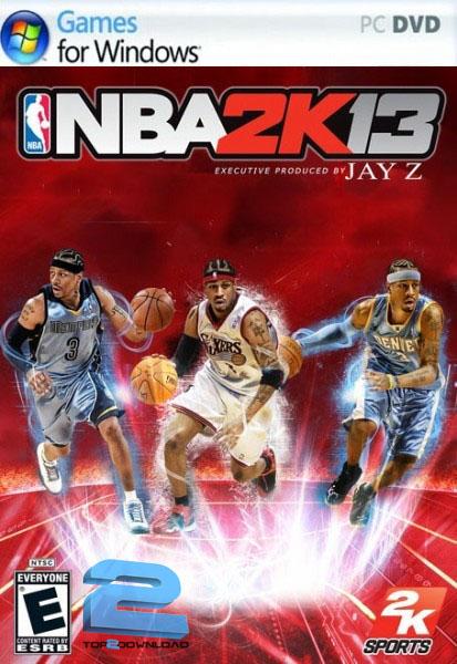 NBA 2K13 | تاپ 2 دانلود
