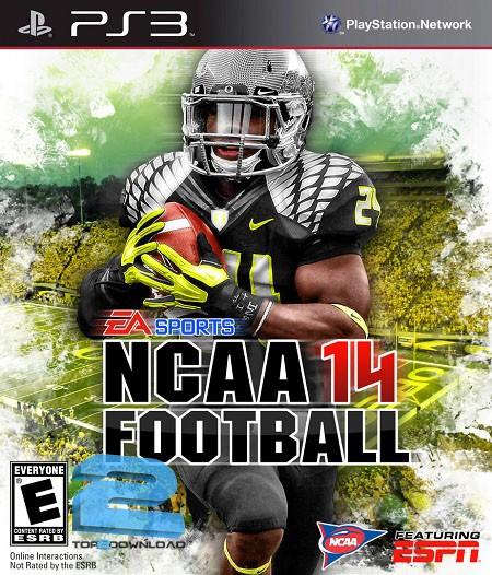 NCAA Football 14 | تاپ 2 دانلود