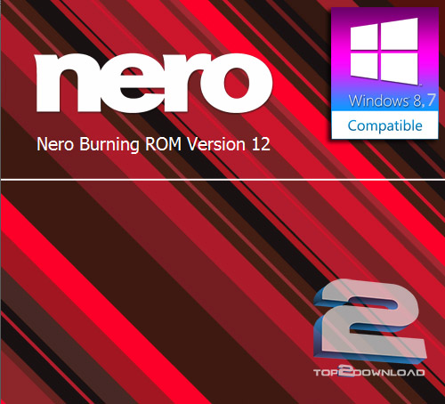 Nero Burning ROM | تاپ 2 دانلود