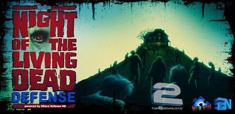 Night Of The Living Dead Defense HD   تاپ 2 دانلود