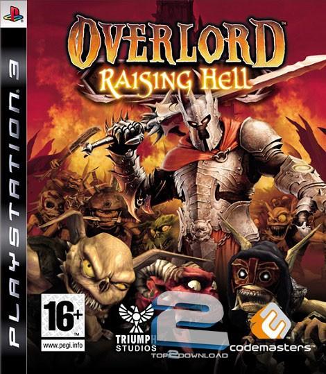 Overlord Raising Hell   تاپ 2 دانلود