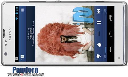 Pandora | تاپ 2 دانلود