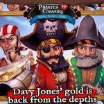دانلود بازی Pirates vs Corsairs Davey Jones Gold v1.0 برای PC