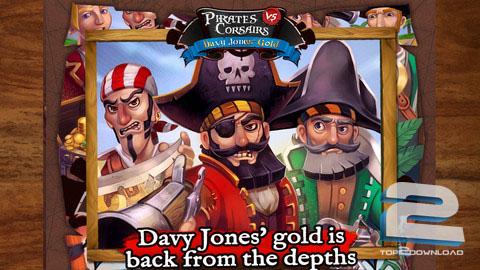 Pirates vs Corsairs Davey Jones Gold v1.0 | تاپ 2 دانلود