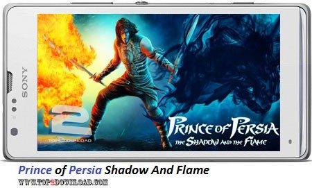 Prince of Persia Shadow And Flame v1.0.0 | تاپ 2 دانلود