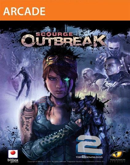 Scourge Outbreak   تاپ 2 دانلود