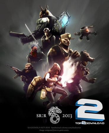 Shadowrun Returns | تاپ 2 دانلود