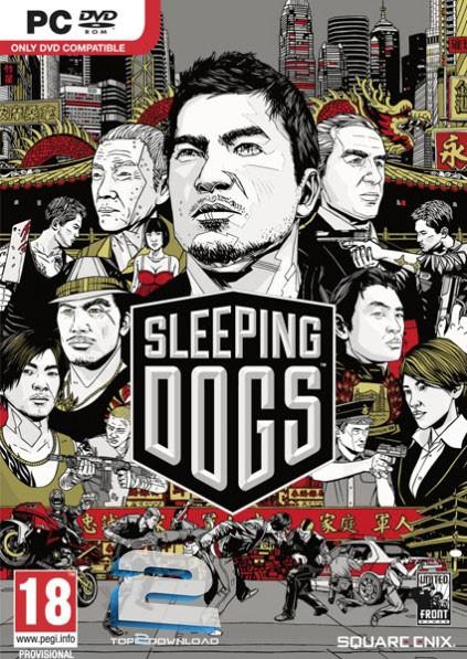 Sleeping Dogs | تاپ 2 دانلود