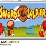 دانلود بازی Swords And Soldiers v1.0.9 برای اندروید