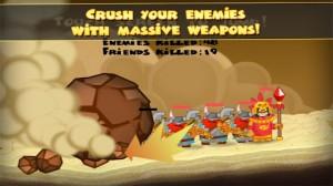 دانلود بازی Swords And Soldiers v1.0.9 برای اندروید | تاپ 2 دانلود