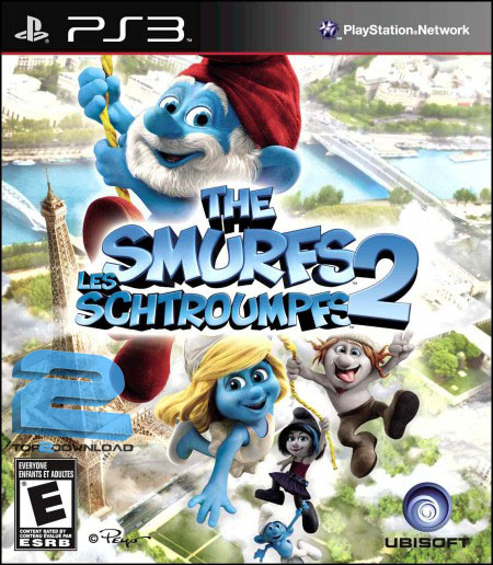 The Smurfs 2 | تاپ 2 دانلود
