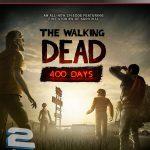 دانلود بازی The Walking Dead 400 Days برای PS3