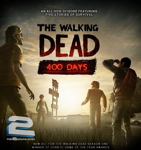 The Walking Dead 400 Days | تاپ 2 دانلود