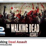 دانلود بازی The Walking Dead Assault v1.51 برای اندروید