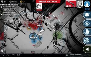 دانلود بازی The Walking Dead Assault v1.51 برای اندروید | تاپ 2 دانلود