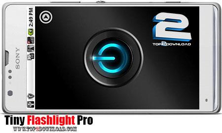 Tiny Flashlight Pro | تاپ 2 دانلود