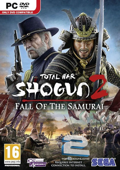 Total War Shogun 2 Fall Of The Samurai | تاپ 2 دانلود