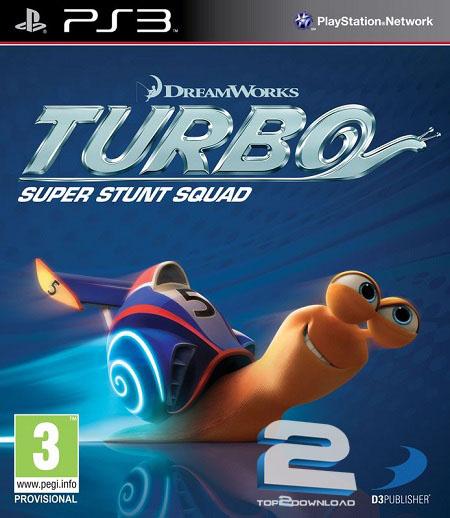 Turbo Super Stunt Squad | تاپ 2 دانلود