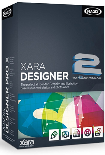 Xara Page and Layout Designer | تاپ 2 دانلود