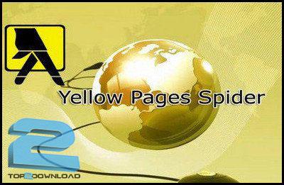 Yellow Pages Spider Retail | تاپ 2 دانلود