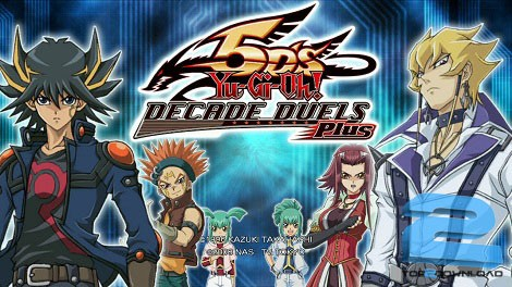 Yu-Gi-Oh 5Ds Decade Duels Plus | تاپ 2 دانلود