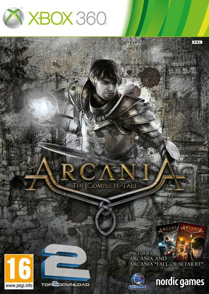 Arcania The Complete Tale | تاپ 2 دانلود