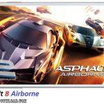 دانلود بازی Asphalt 8 Airborne v1.0.0 برای اندروید