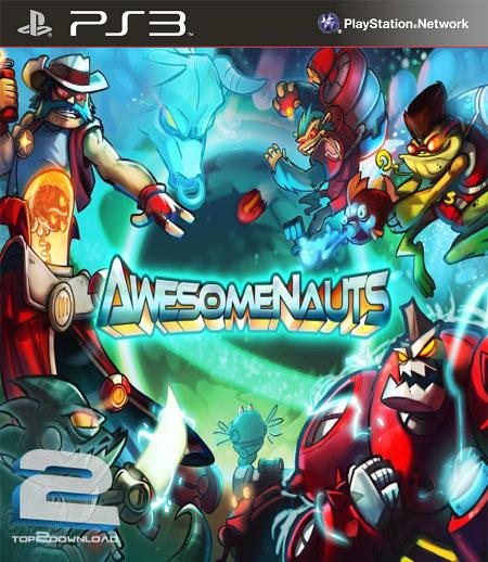 Awesomenauts | تاپ 2 دانلود