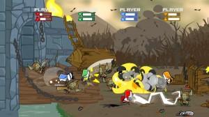 دانلود بازی Castle Crashers برای XBOX360 | تاپ 2 دانلود