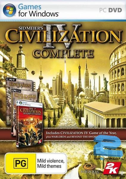 Civilization IV Complete Edition | تاپ 2 دانلود