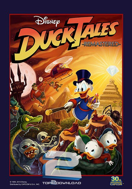 DuckTales Remastered | تاپ 2 دانلود