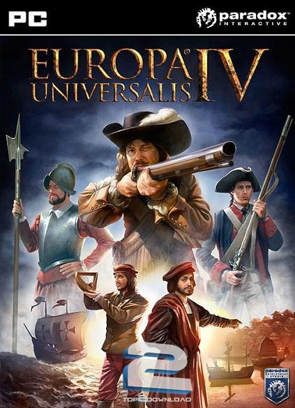 Europa Universalis IV | تاپ 2 دانلود