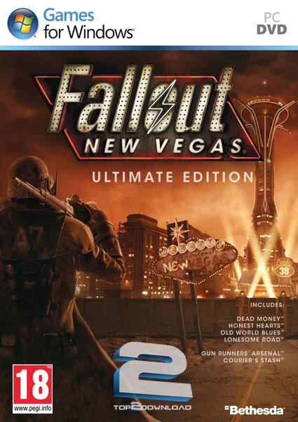 Fallout New Vegas Ultimate Edition | تاپ 2 دانلود
