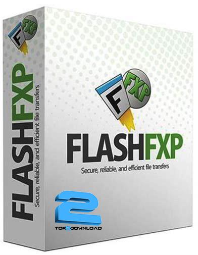 FlashFXP v4.3.1.1989 | تاپ 2 دانلود