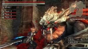 دانلود بازی Gods Eater Burst برای PSP | تاپ 2 دانلود